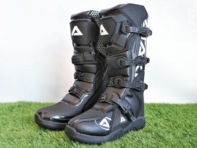 Мотоботы кроссовые ATAKI MX-001 черные 48 фото 3