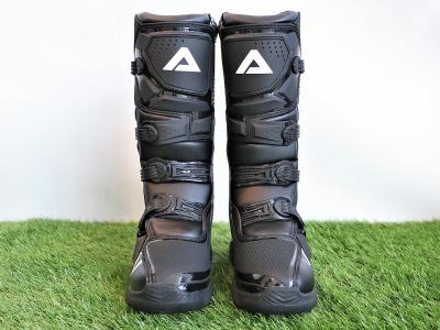 Мотоботы кроссовые ATAKI MX-001 черные 48 фото 9