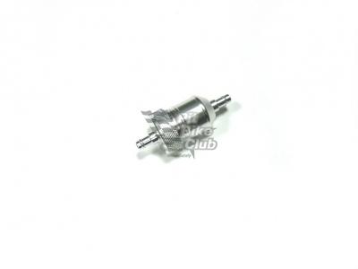 Бензофильтр CNC серебряный фото 1