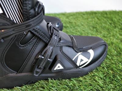 Мотоботы кроссовые ATAKI MX-001 черные 40 фото 7