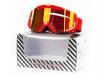 Очки Мотокросс GTX 5003 красные превью 1