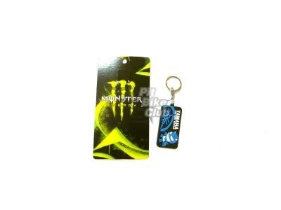 Брелок для ключей Yamaha синий фото 1