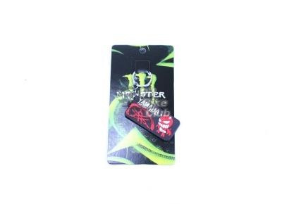 Брелок для ключей Yamaha красный фото 1