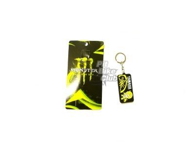 Брелок для ключей Yamaha желтый фото 1