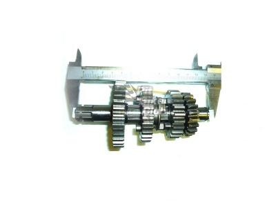 Вторичный вал КПП YX140/150/160 фото 1