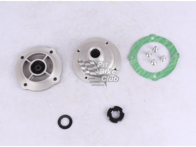 Фильтр центробежный YX140 в сборе фото 1