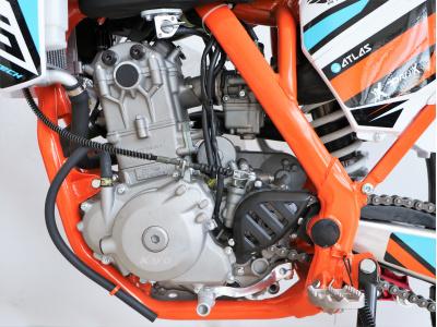 Мотоцикл кроссовый KAYO K6-L 250 ENDURO 21/18 (2020 г.) фото 3