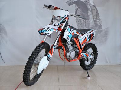 Мотоцикл кроссовый KAYO K6-L 250 ENDURO 21/18 (2020 г.) фото 7