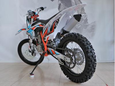 Мотоцикл кроссовый KAYO K6-L 250 ENDURO 21/18 (2020 г.) фото 9