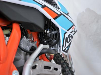 Мотоцикл кроссовый KAYO K6-L 250 ENDURO 21/18 (2020 г.) фото 11