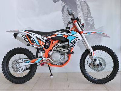 Мотоцикл кроссовый KAYO K6-L 250 ENDURO 21/18 (2020 г.) фото 13