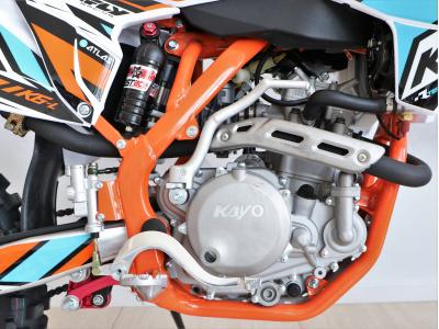 Мотоцикл кроссовый KAYO K6-L 250 ENDURO 21/18 (2020 г.) фото 15