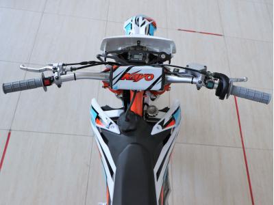 Мотоцикл кроссовый KAYO K6-L 250 ENDURO 21/18 (2020 г.) фото 19