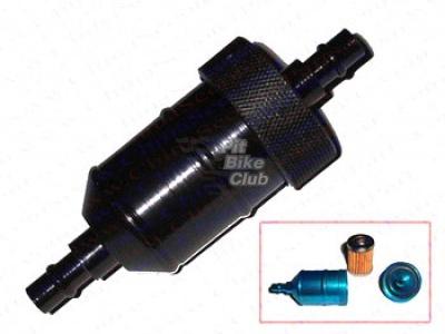 Бензофильтр CNC черный фото 3