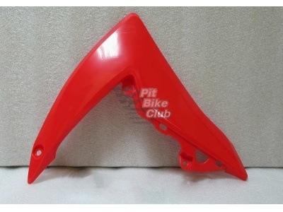 Боковина передняя правая красная BSE PH10 LANNER фото 1