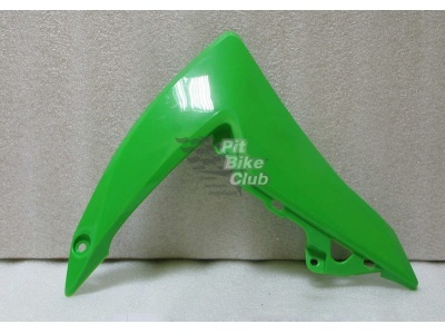 Боковина передняя правая зеленая  BSE PH10 LANNER фото 1