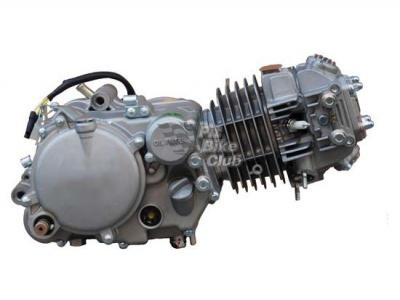 Двигатель YX 150см3 в сборе, кикстартер 1P56FMJ (W150-5) фото 1