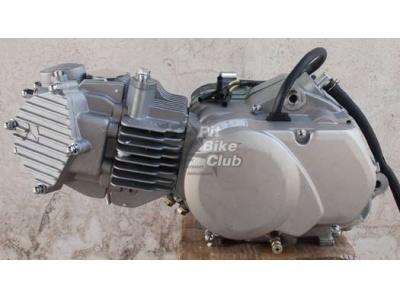 Двигатель YX 160см3 в сборе, кикстартер 1P60FMK (W160-2) фото 3
