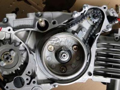 Двигатель YX 150см3 в сборе, электростартер 1P60FMJ (WD150) фото 3