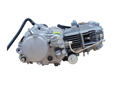 Двигатель YX 150см3 в сборе, электростартер 1P60FMJ (WD150) фото 7