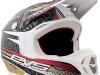 Шлем кроссовый  EVS T7 Martini , черно-бежево-белый L превью 1