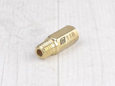 Жиклер главный топливный NIBBI PWK 118 (1 шт.) фото 3