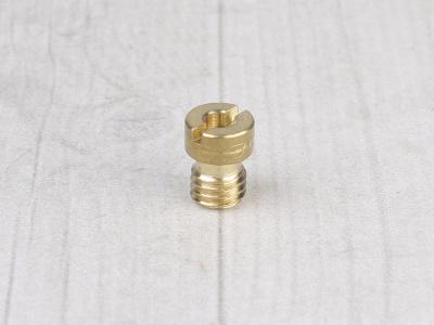 Жиклер главный топливный NIBBI PE 145 (1 шт.) фото 1