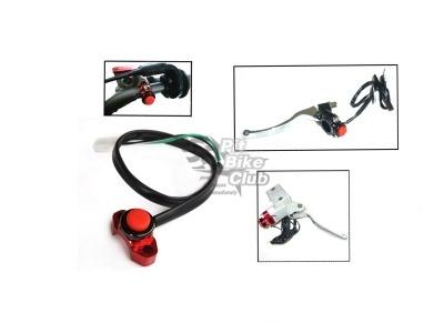 Кнопка CNC стоп-двигатель красная фото 1
