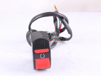Кнопка выключения двигателя 2 положения фото 3