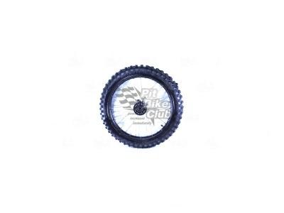 Колесо КРОСС 14 переднее в сборе с резиной фото 1