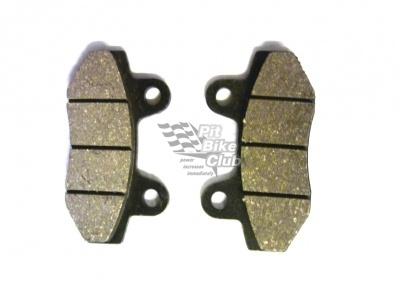 Колодки передние тормозные стандартные фото 1