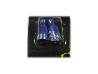 Колпачки для камер CNC (кегли) синие фото 1
