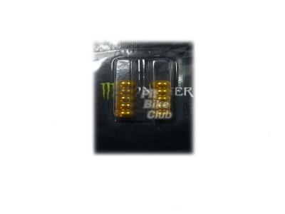 Колпачки для камер CNC (пружины) золотые фото 1