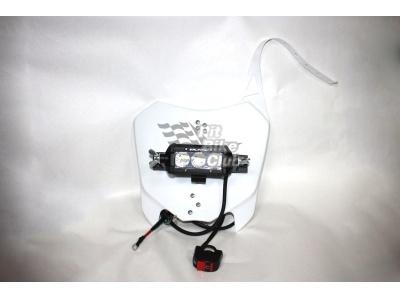LED оптика Flint Light FL-2101/10W (FL-609) Ближний фото 7