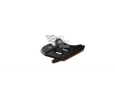 Ловушка цепи алюминиевая черная фото 3