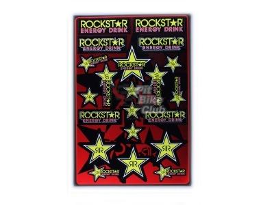 Наклейки ROCKSTAR фото 1