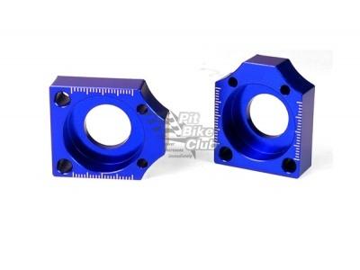 Натяжители цепи YCF синие с контролем натяжения (пара) фото 1