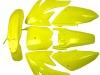 Пластик CRF70 желтый комплект превью 1