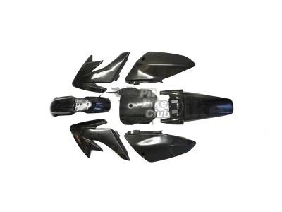 Пластик CRF70 комплект черный фото 1