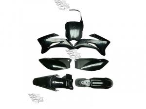 Пластик TTR черный комплект