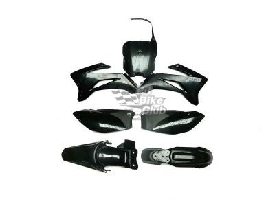 Пластик TTR черный комплект фото 1