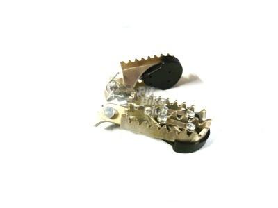 Подножки стальные со слайдерами фото 1