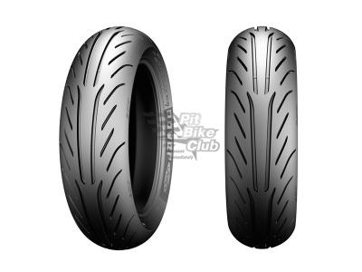 Покрышка Michelin POWER PURE  130/70-12 56P фото 1