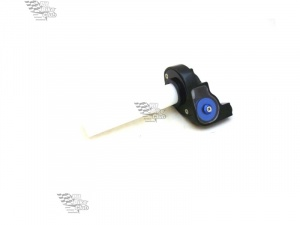 Ручка газа REPLICA синяя