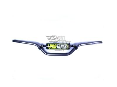 Руль PROTAPER алюминиевый низкий титановый фото 3