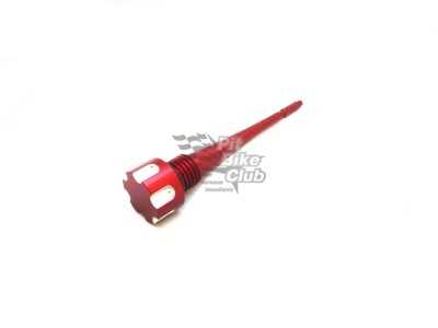 Щуп масляный CNC красный 110/125/140 фото 1