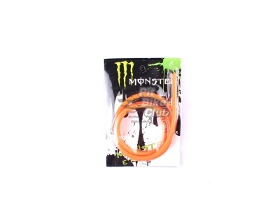 Шланг топливный MONSTER 1m оранжевый фото 1