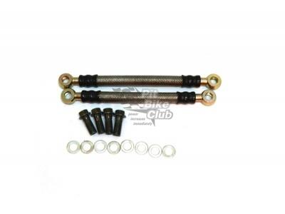 Шланги охлаждения радиатора армированные 125/140cc 10х10 фото 1