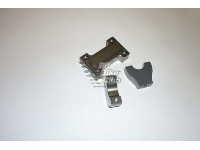 Стойки руля  CNC титановые  22мм фото 1