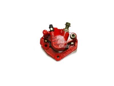 Суппорт тормозной задний PRO красный фото 1